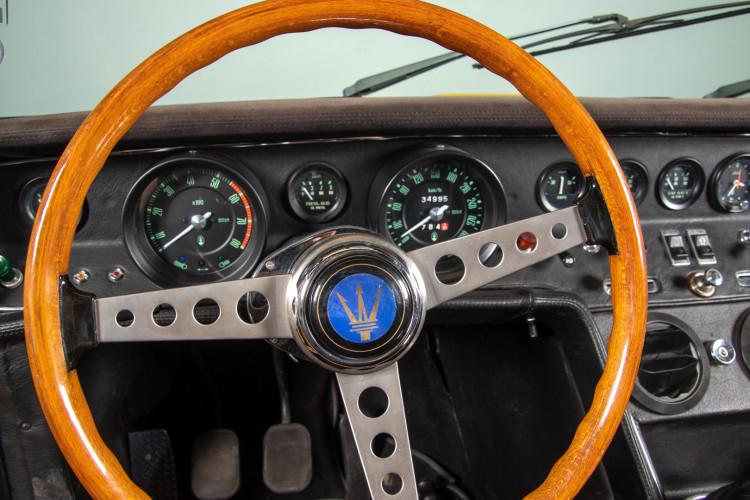 Maserati Ghibli Spider 14