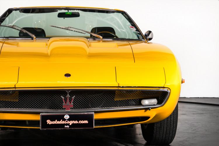 Maserati Ghibli Spider 1