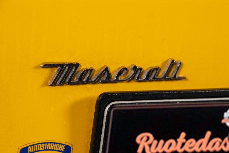 Maserati Ghibli Spider 10