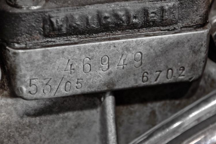 1947 Matchless 500 12
