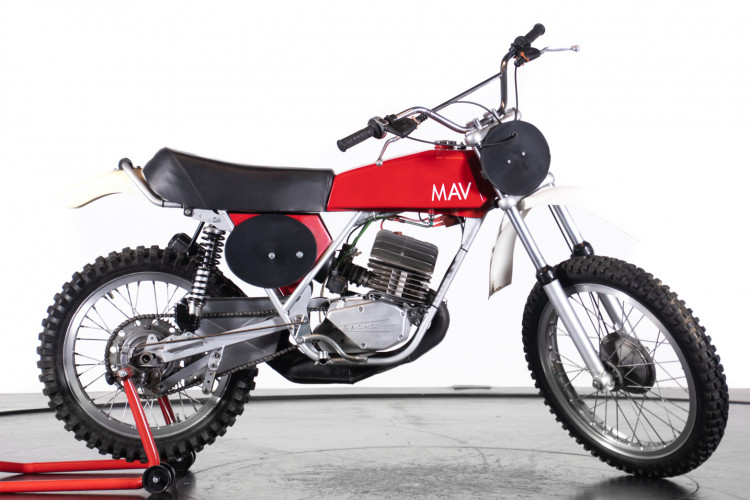1977 MAV CROSS 125 3