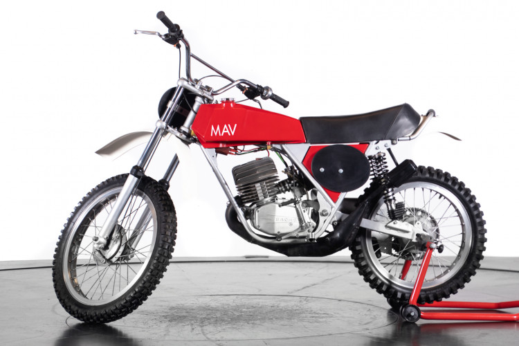 1977 MAV CROSS 125 6