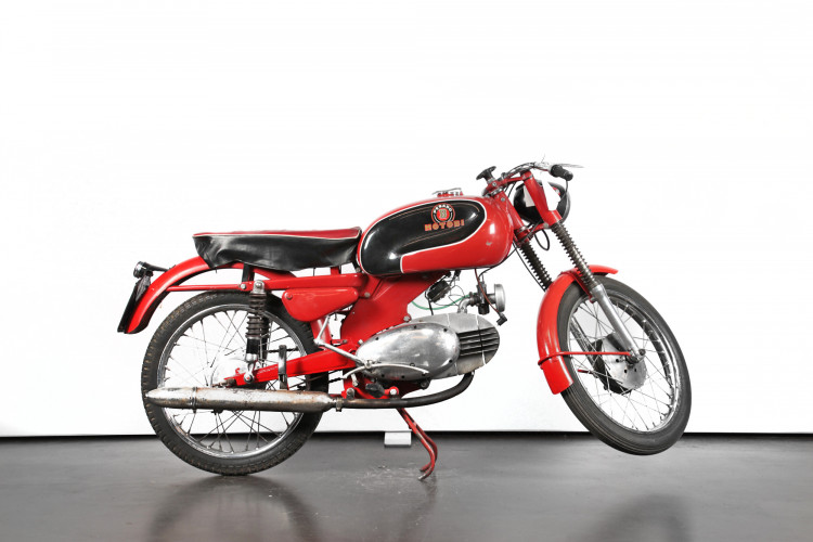 1954 Motobi 125 ARDIZIO SPORT 2