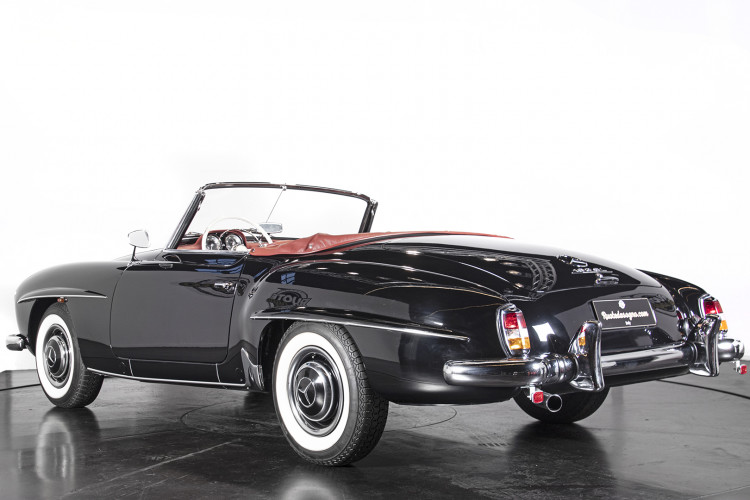 1961 Mercedes-Benz 190 SL 13
