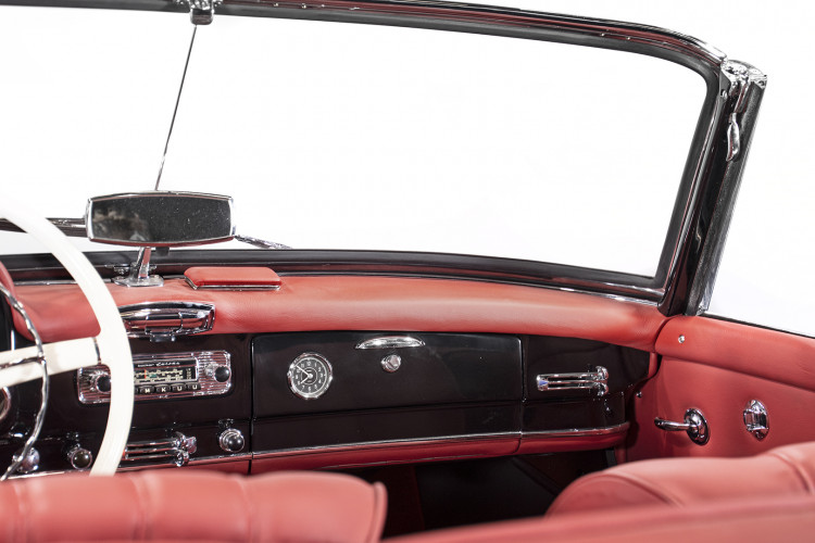 1961 Mercedes-Benz 190 SL 21