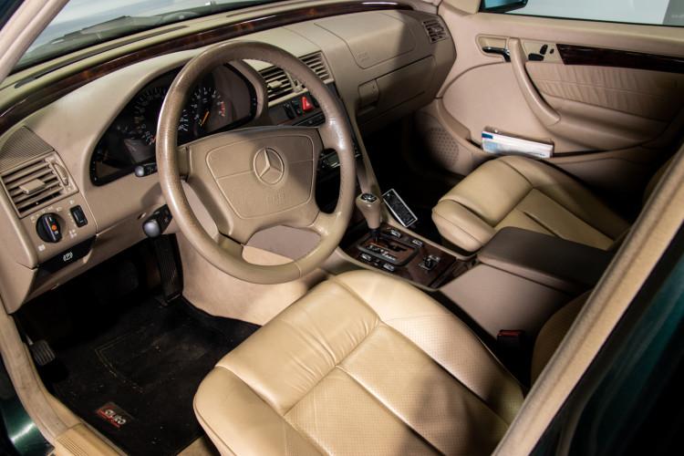 1998 Mercedes-Benz C240 SW 15
