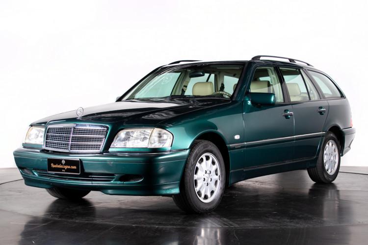 1998 Mercedes-Benz C240 SW 3
