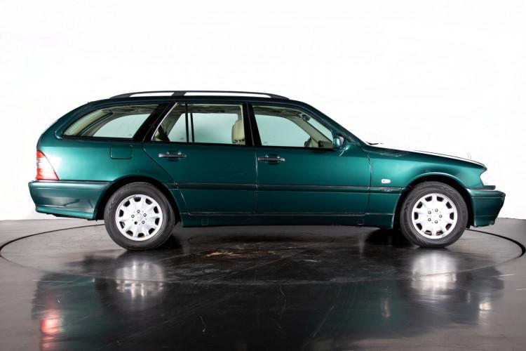 1998 Mercedes-Benz C240 SW 10