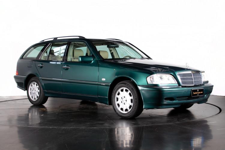 1998 Mercedes-Benz C240 SW 6