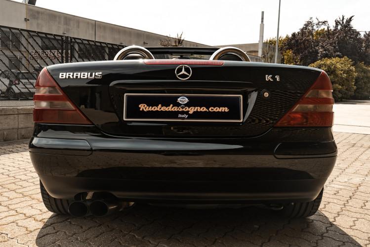 1998 Mercedes-Benz SLK 230 Brabus K1 7