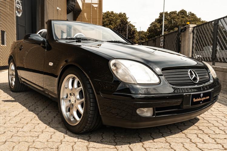 1998 Mercedes-Benz SLK 230 Brabus K1 2