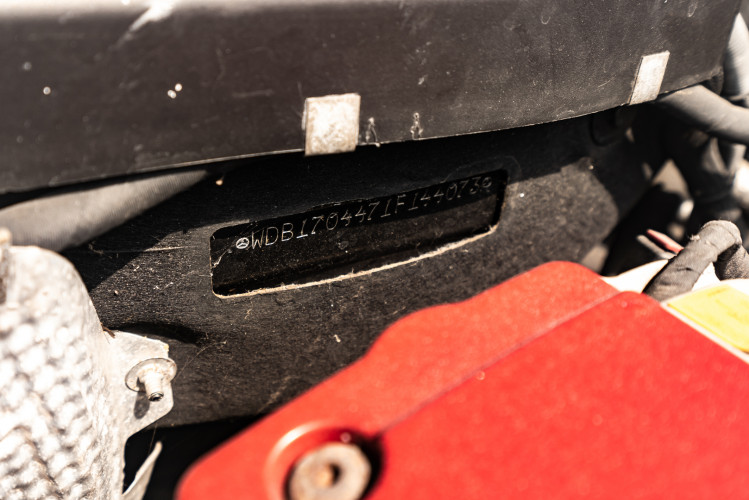 1998 Mercedes-Benz SLK 230 Brabus K1 35
