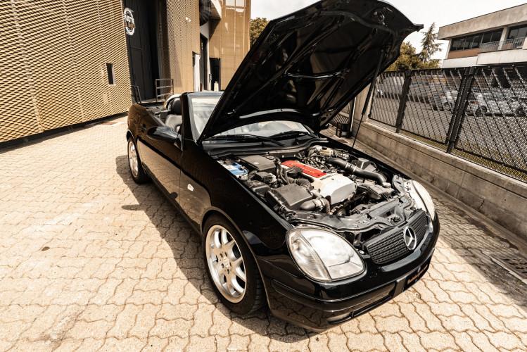 1998 Mercedes-Benz SLK 230 Brabus K1 33