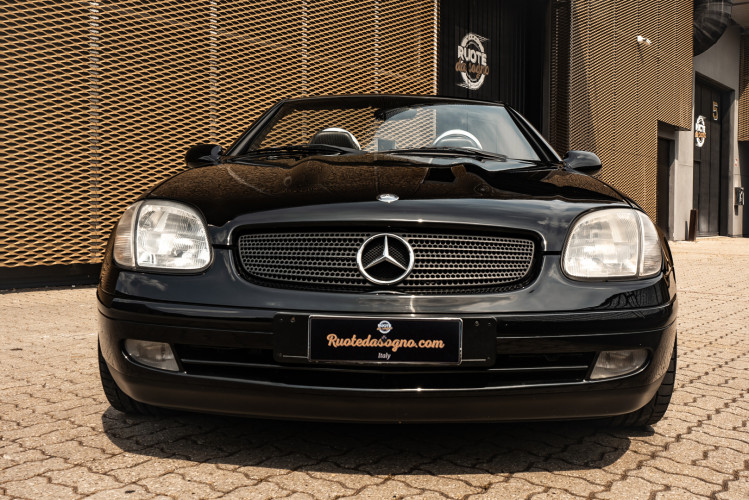 1998 Mercedes-Benz SLK 230 Brabus K1 6