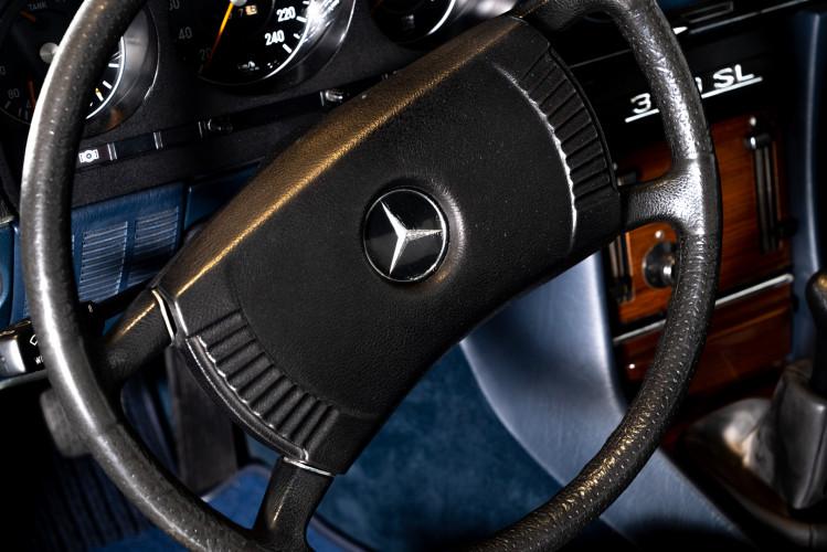 1973 Mercedes-Benz 350 SL Cabrio 17