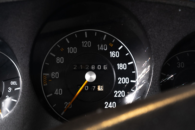 1973 Mercedes-Benz 350 SL Cabrio 18