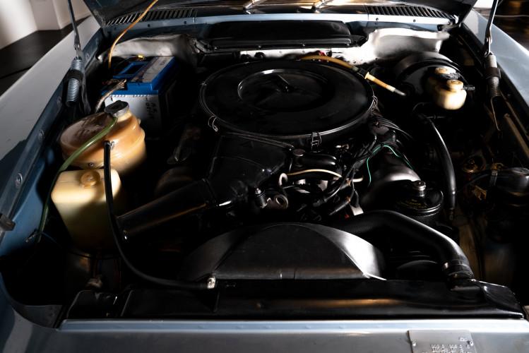 1973 Mercedes-Benz 350 SL Cabrio 29