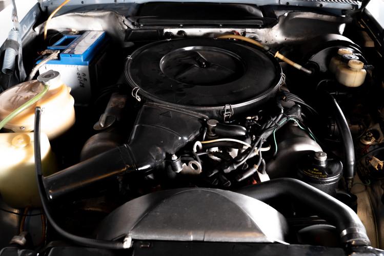 1973 Mercedes-Benz 350 SL Cabrio 30