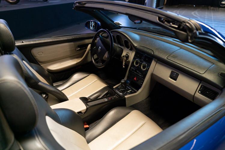 1999 Mercedes-Benz SLK 230 Kompressor 17