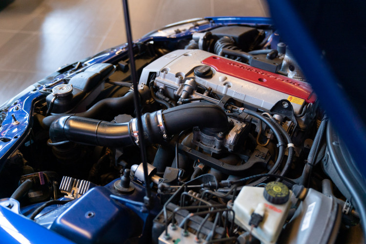 1999 Mercedes-Benz SLK 230 Kompressor 26