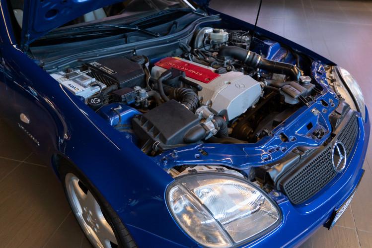 1999 Mercedes-Benz SLK 230 Kompressor 30