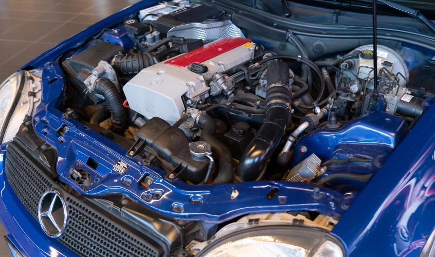 1999 Mercedes-Benz SLK 230 Kompressor 37