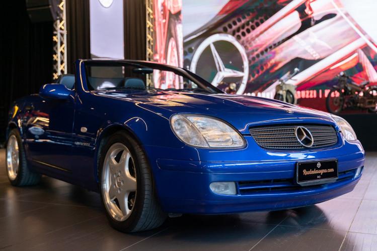 1999 Mercedes-Benz SLK 230 Kompressor 35