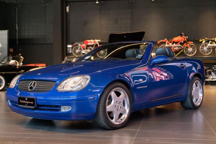 1999 Mercedes-Benz SLK 230 Kompressor 36