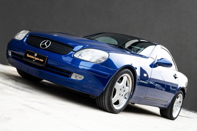 1999 Mercedes-Benz SLK 230 Kompressor 0