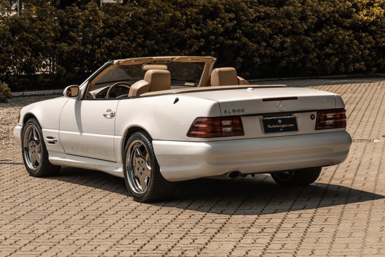 2000 Mercedes-Benz SL500 1