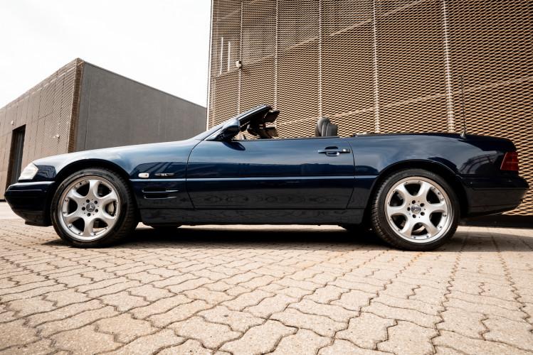 2000 Mercedes Benz SL500 SL Edition 6