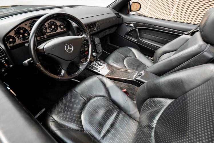 2000 Mercedes Benz SL500 SL Edition 26