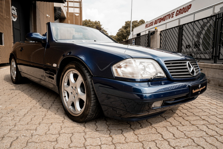 2000 Mercedes Benz SL500 SL Edition 3
