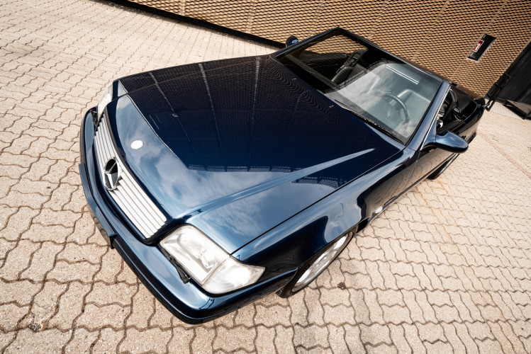 2000 Mercedes Benz SL500 SL Edition 4