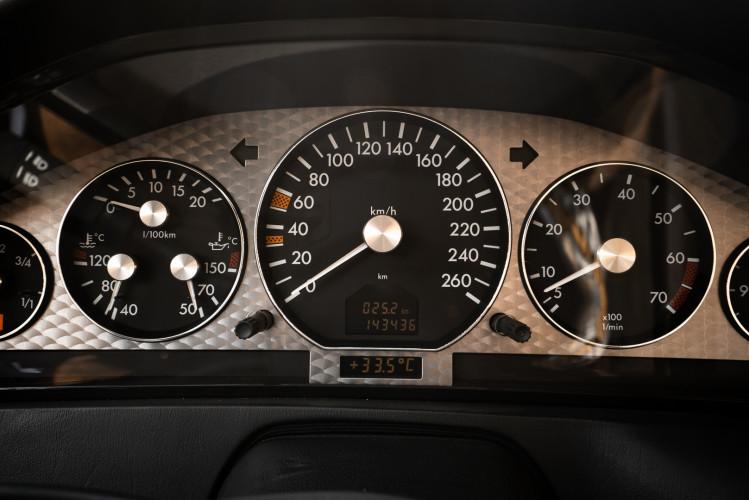 2000 Mercedes Benz SL500 SL Edition 9