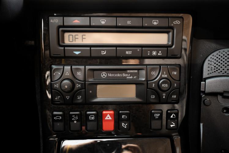 2000 Mercedes Benz SL500 SL Edition 12