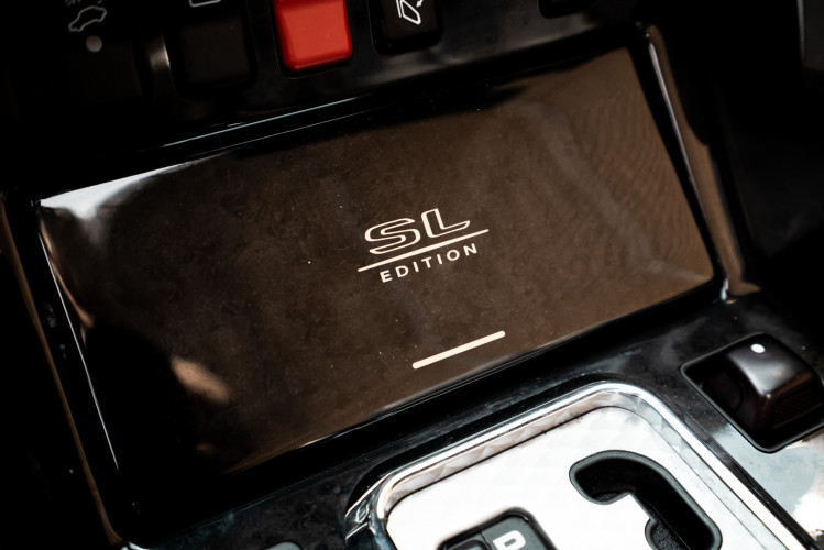 2000 Mercedes Benz SL500 SL Edition 13