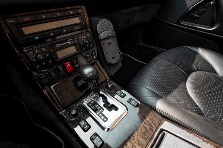 2000 Mercedes Benz SL500 SL Edition 14