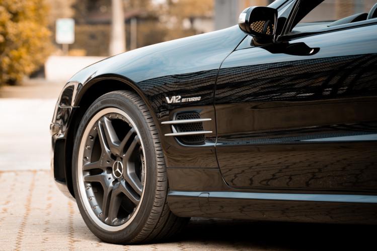 2006 Mercedes-Benz SL65 AMG 12