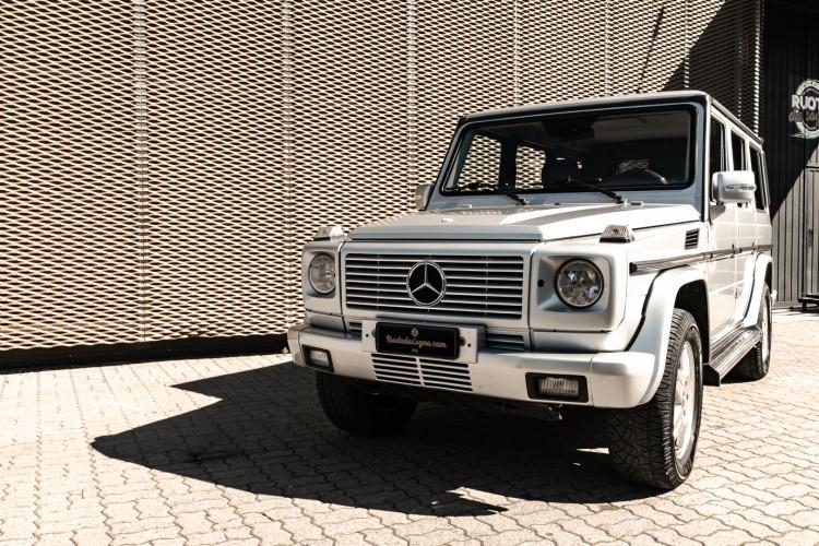 2003 Mercedes-Benz G400 V8 CDI 0