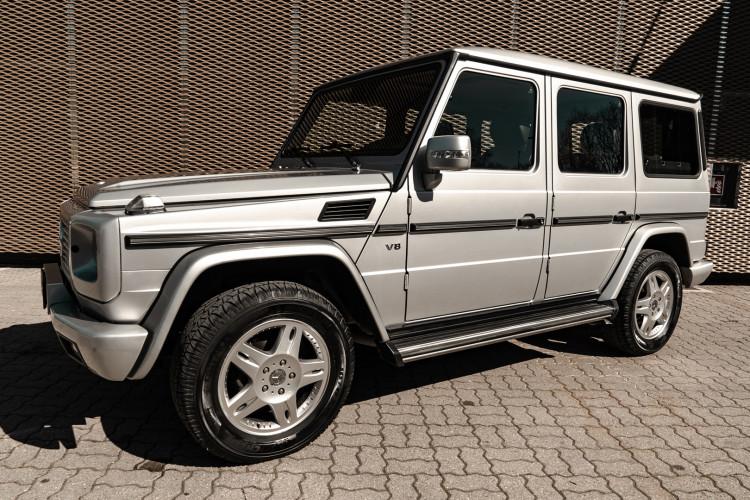2003 Mercedes-Benz G400 V8 CDI 6
