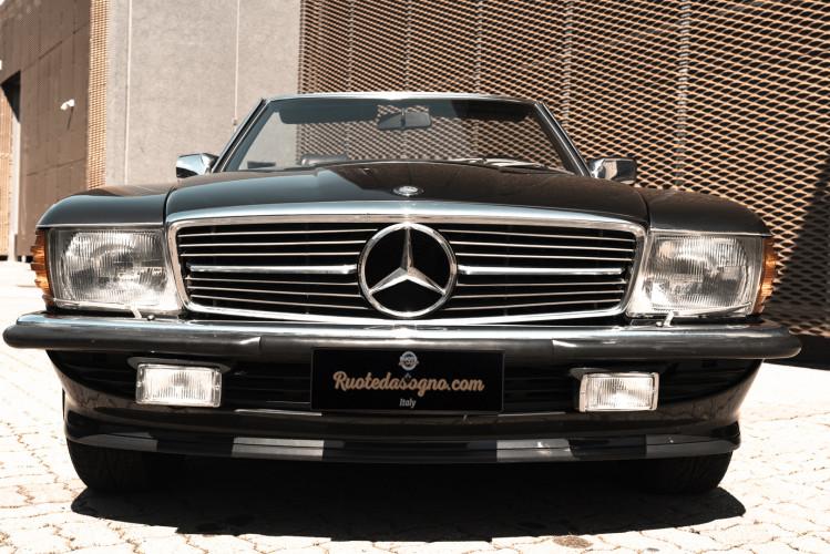 1989 Mercedes-Benz SL 300  3