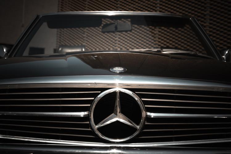 1989 Mercedes-Benz SL 300  9