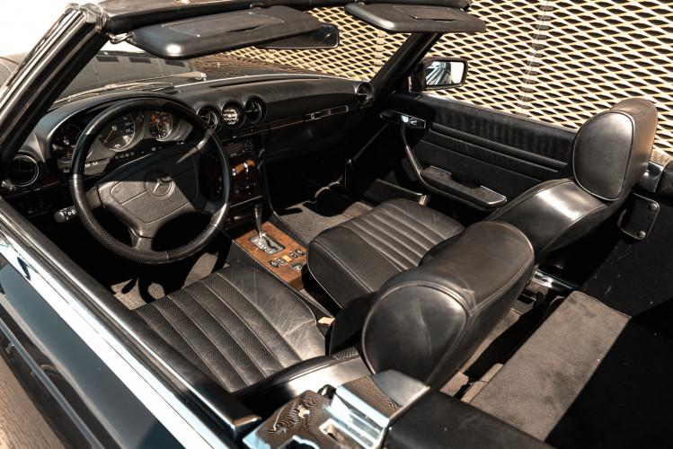 1989 Mercedes-Benz SL 300  13
