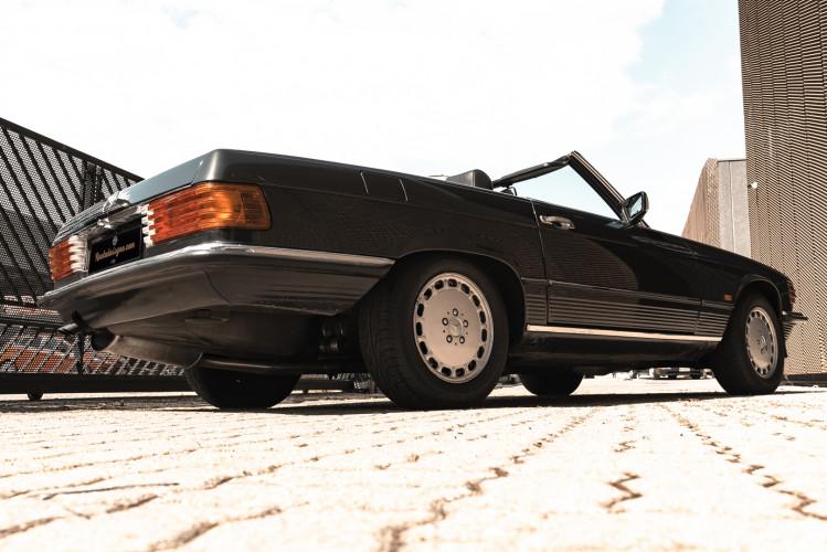 1989 Mercedes-Benz SL 300  5