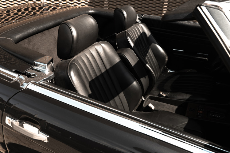 1989 Mercedes-Benz SL 300  8
