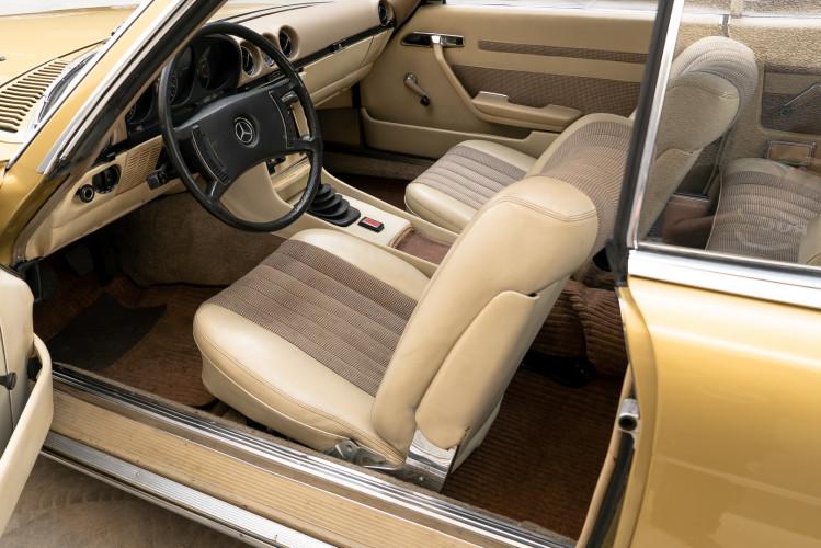 1972 Mercedes-Benz 350 SLC 21
