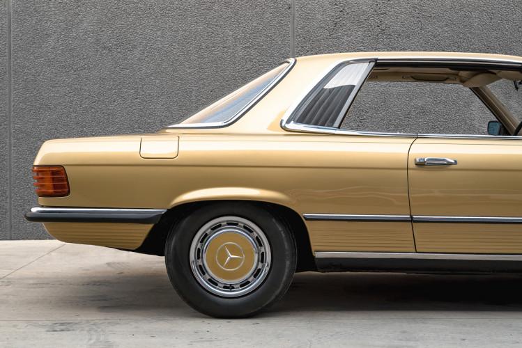 1972 Mercedes-Benz 350 SLC 8