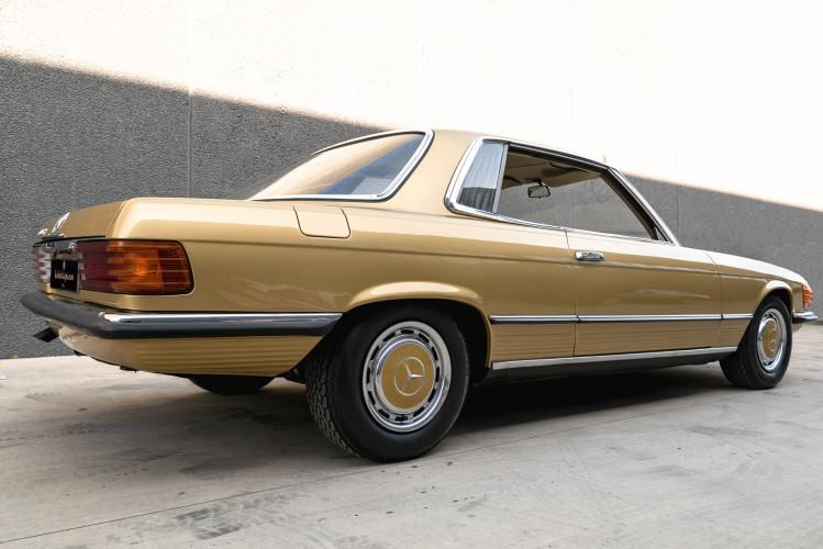 1972 Mercedes-Benz 350 SLC 4
