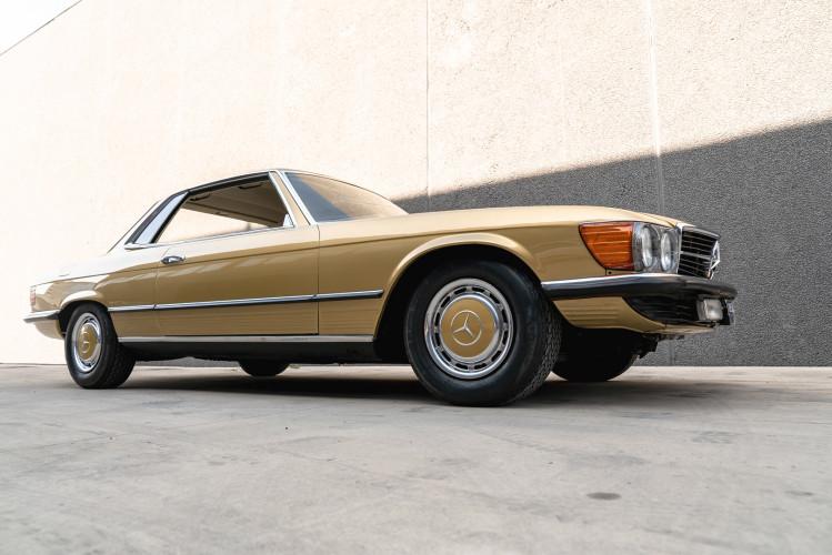 1972 Mercedes-Benz 350 SLC 1
